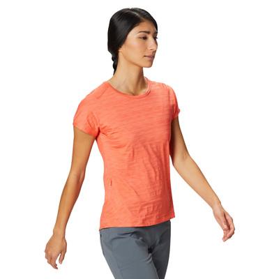 Mountain Hardwear Mighty Stripe Women's Short Sleeve T-Shirt - SS19
