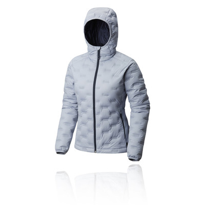 Mountain Hardwear para mujer StretchDown DS Hooded chaqueta
