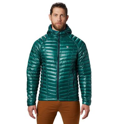 Mountain Hardwear Ghost Whisperer Hooded Down chaqueta - SS19