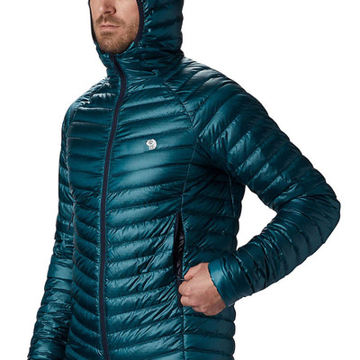 Mountain Hardwear Phantom Hooded Down Jacket - AW19
