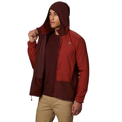 Mountain Hardwear Kor Strata Climb Hooded Jacket - SS20