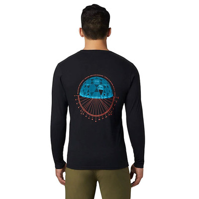 Mountain Hardwear Dome Degrees Longsleeve Top - AW19