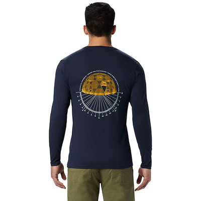 Mountain Hardwear Dome Degrees Longsleeve Top - AW19