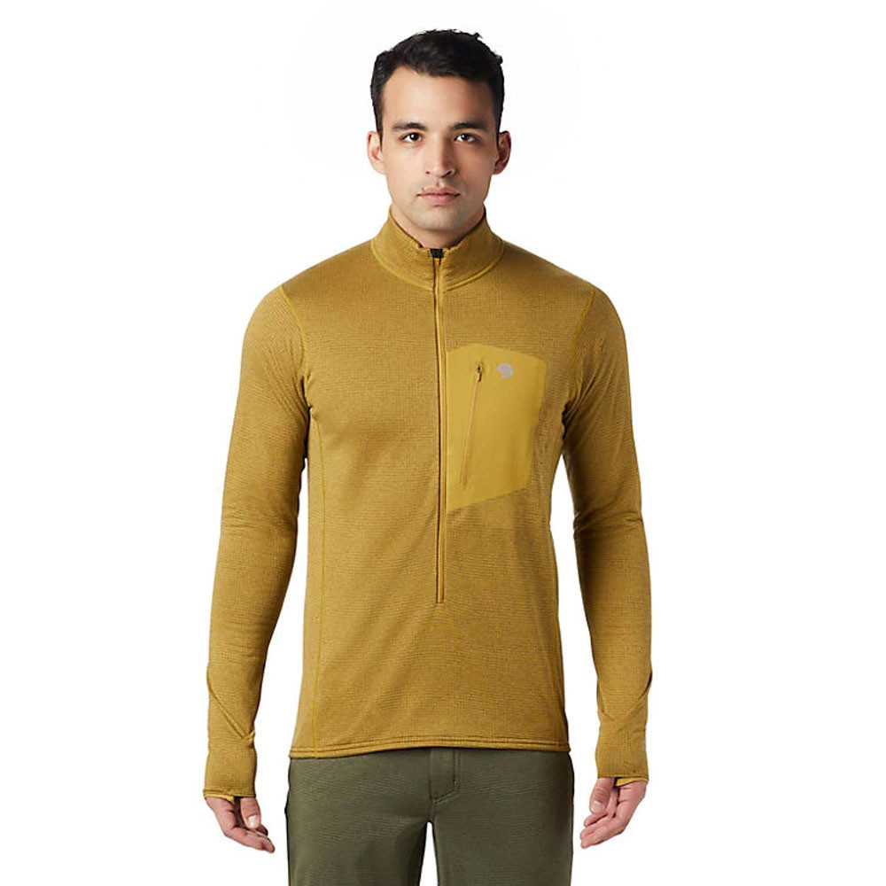 Mountain Hardwear Type 2 Fun Half Zip Top - SS20