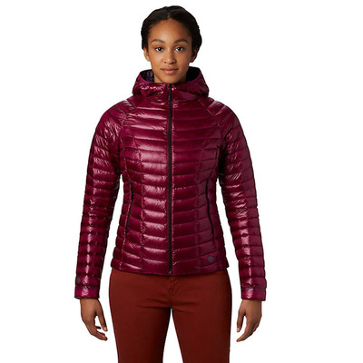Mountain Hardwear Ghost Whisperer 2 Women's Hooded Jacket
