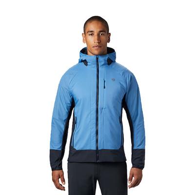Mountain Hardwear Kor Cirrus Hooded Hybrid veste