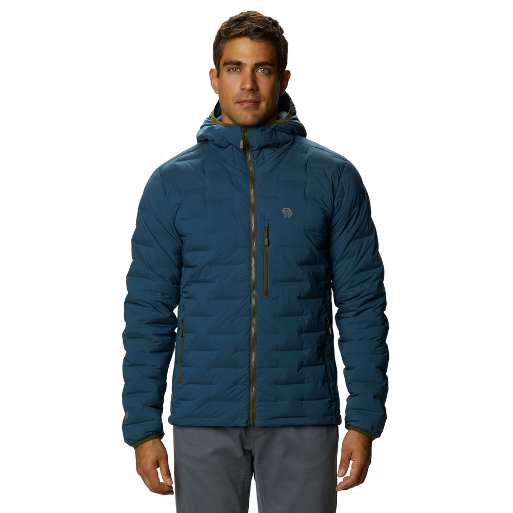 Mountain Hardwear Super/DS Stretchdown Hooded Jacket - AW20