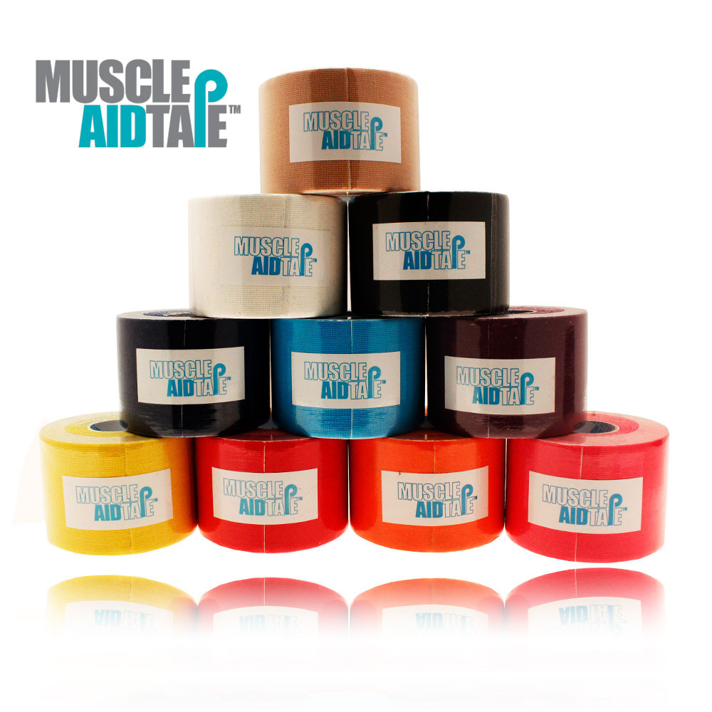 MuscleAidTape Kinesiology 2 pulgada Support Tape - SS18