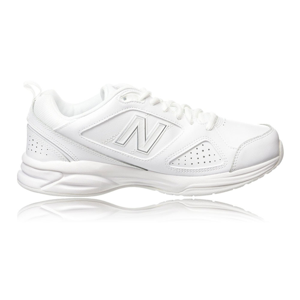 New Balance MX624V4 Mens White Cross Training Gym Sports