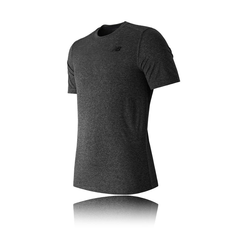New Balance Heather Tech T-Shirt - SS17