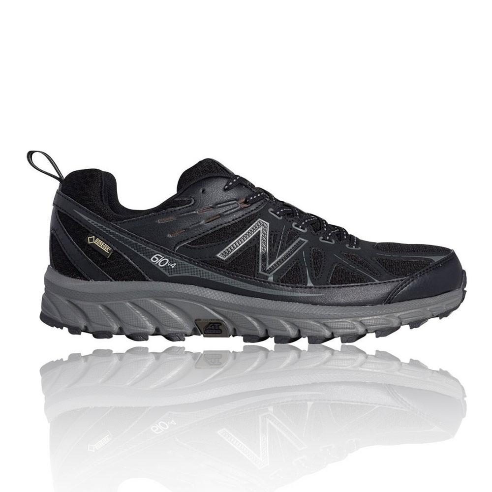 mens new balance 574 black running shoe in 4e