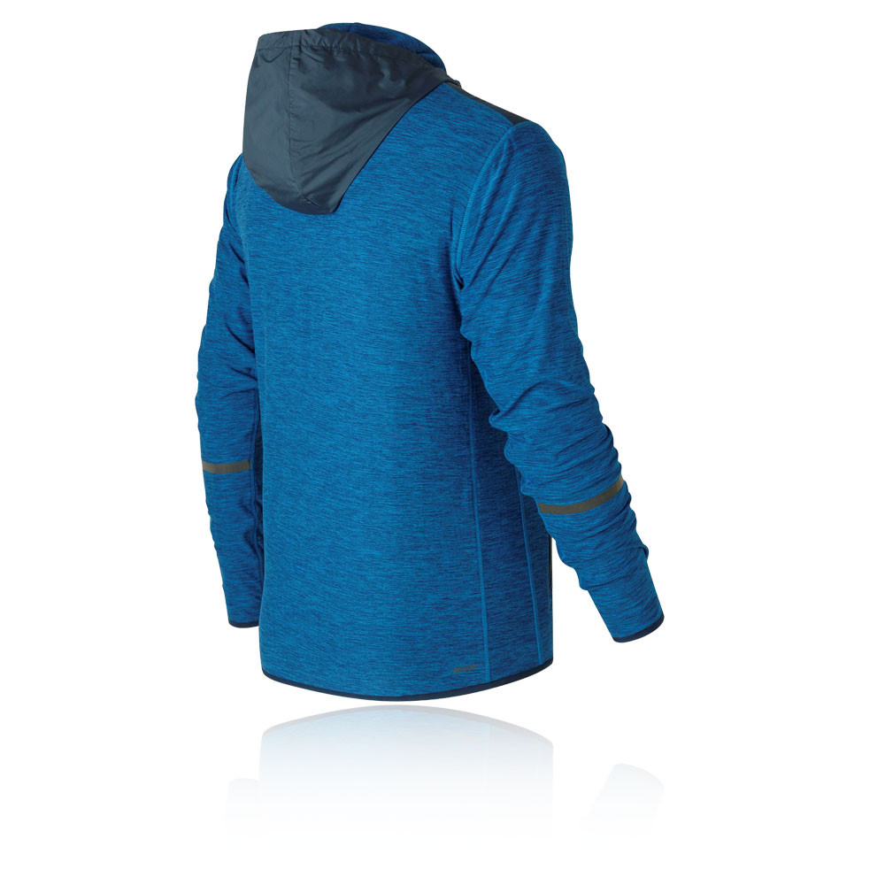 new balance n transit hoodie aw16. Black Bedroom Furniture Sets. Home Design Ideas