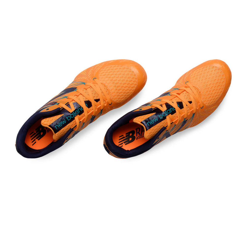 new balance md500v4 middle distance running spikes