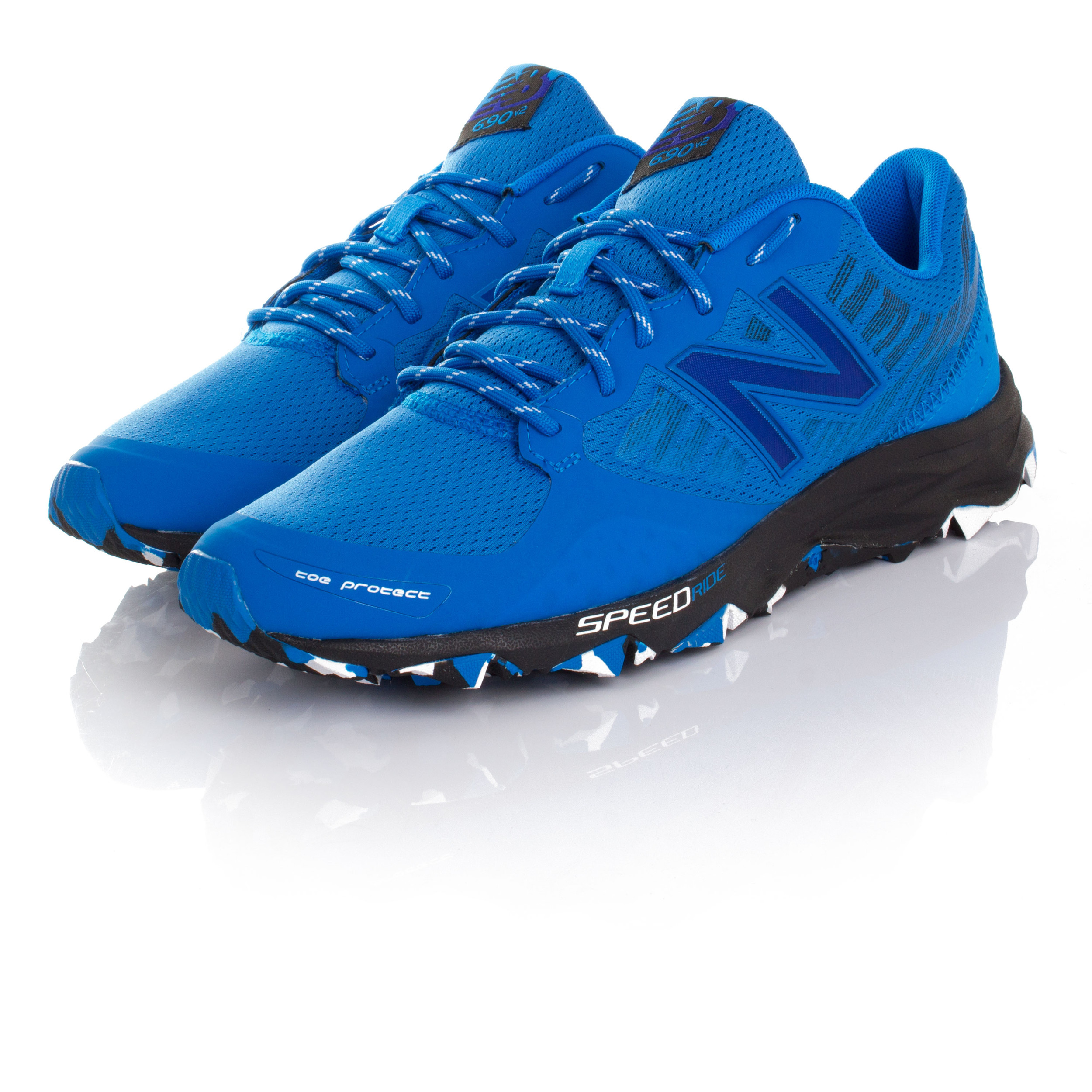 New-Balance-MT690v2-Mens-Blue-Running-Sports-Shoes-