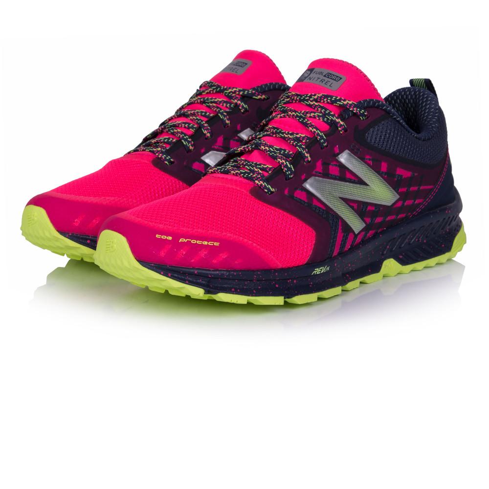 New Balance  V Trail Running Shoe Womens