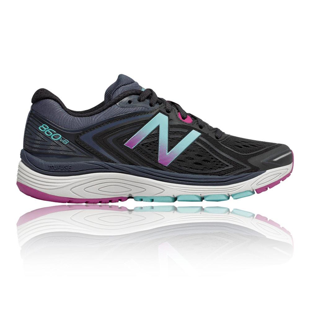 promo code 3dc22 20cf7 New Balance W860v8 zapatillas de running para mujer - AW17 ...
