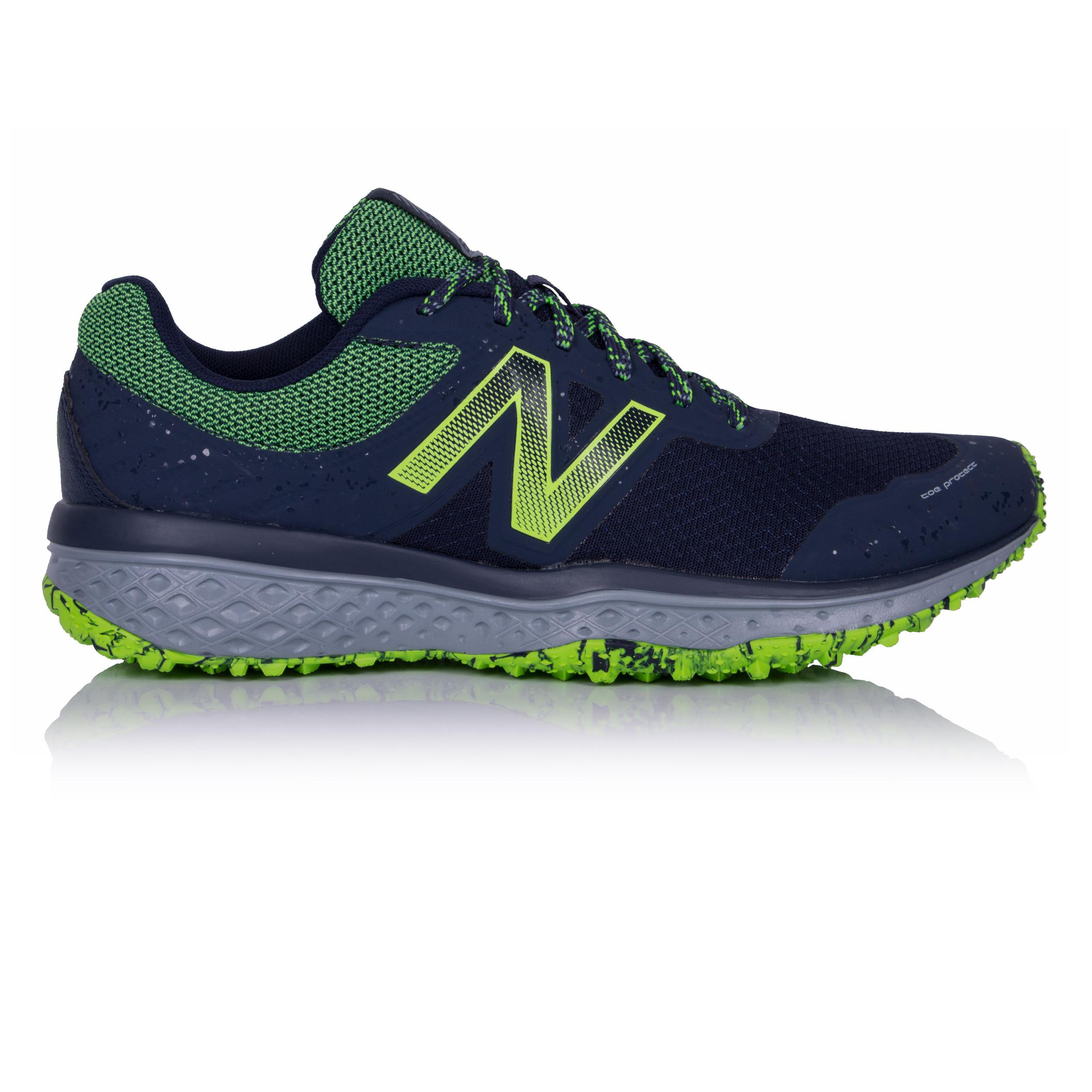 New Balance Uomo Blu Verde MT620v2 Trail Scarpe Da Corsa Ginnastica Sport