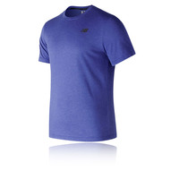 New Balance Heather Tech Short Sleeve T-Shirt - SS18