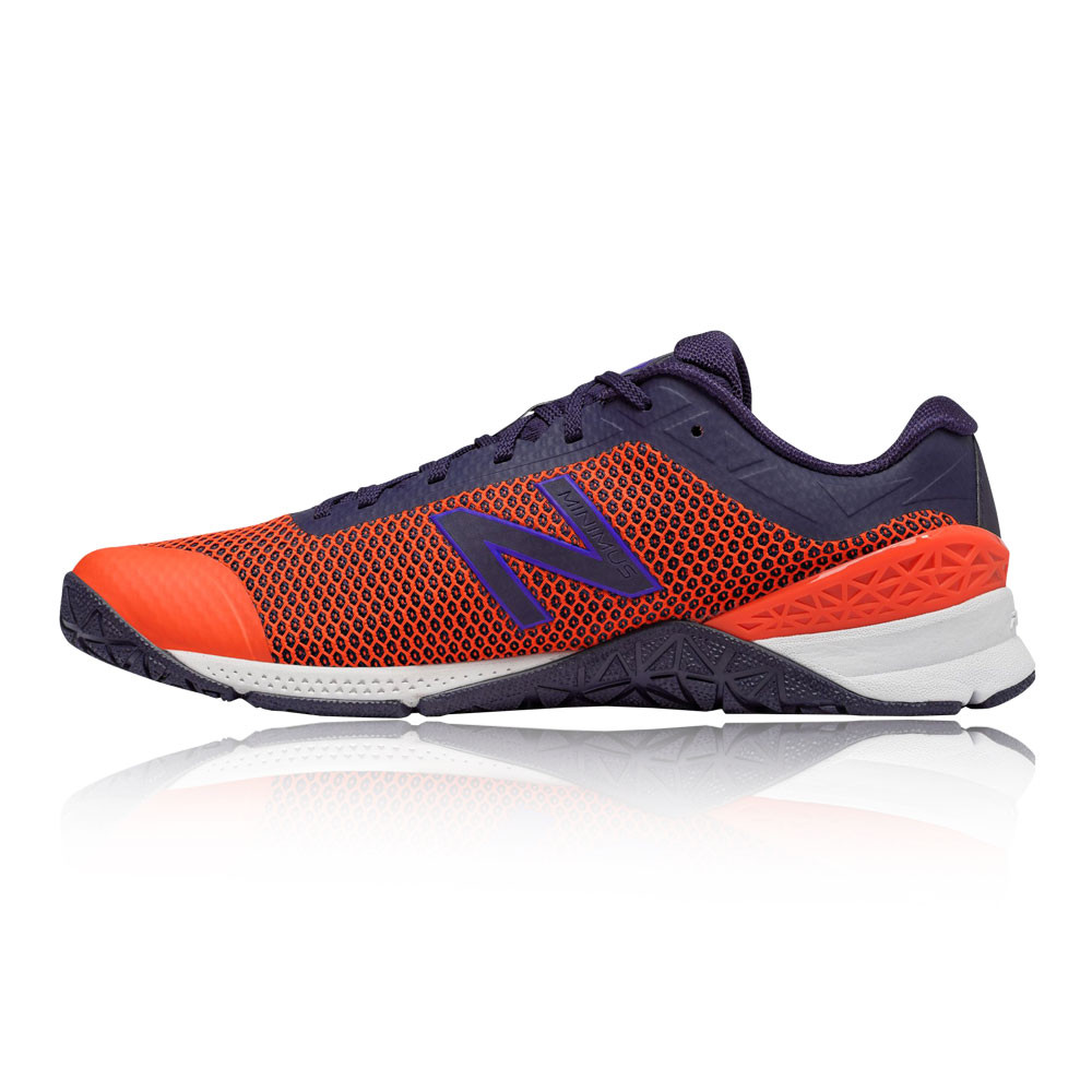 NEW Balance Uomo Minimus 40 Cross Scarpe da Training