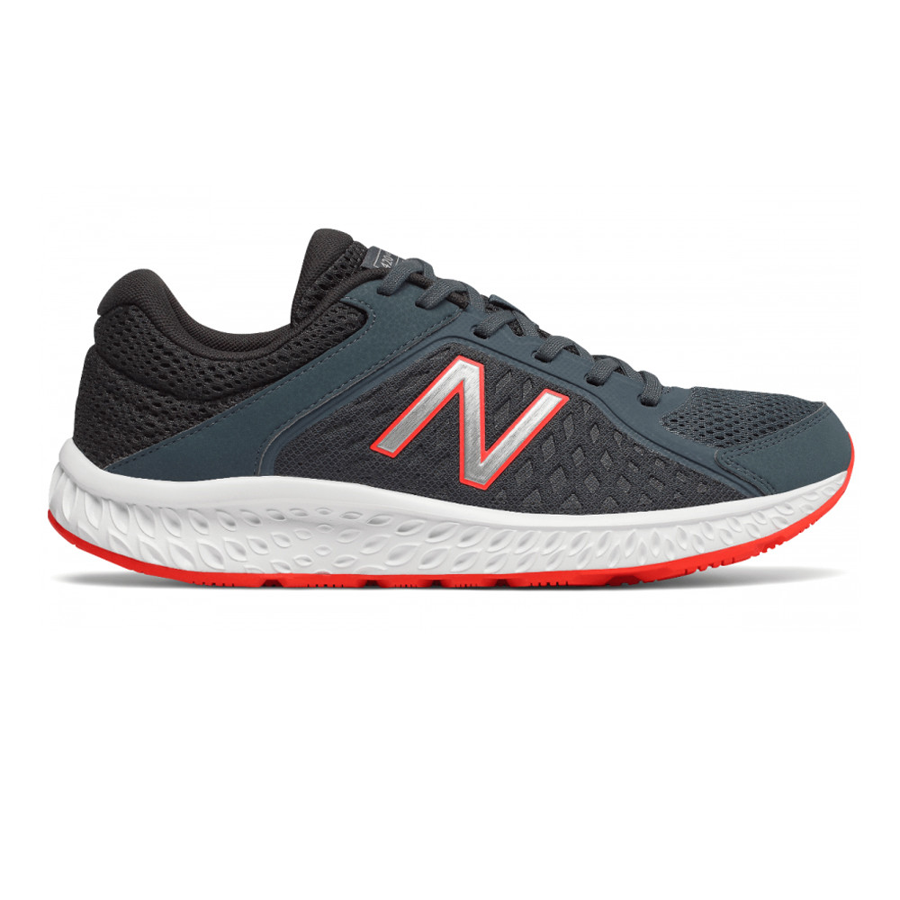 bbc4d04c930d Details about New Balance Mens 420v4 Running Shoes Trainers Sneakers Navy  Blue Sports