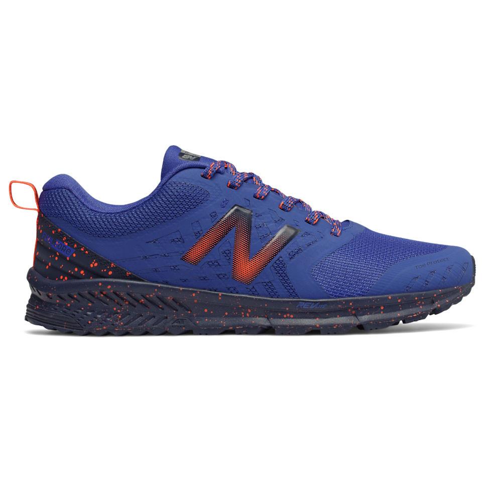 New Balance Herren Trekking FuelCore Nitrel Wanderschuhe Trekking Herren Schuhe Turnschuhe Blau 6c9e20