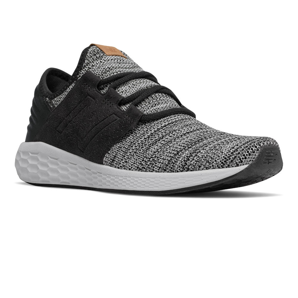Zu Laufschuhe Herren V2 Foam Balance Sportschuh Schwarz New Cruz Fresh Knit Details Sneaker 8PnOkwX0