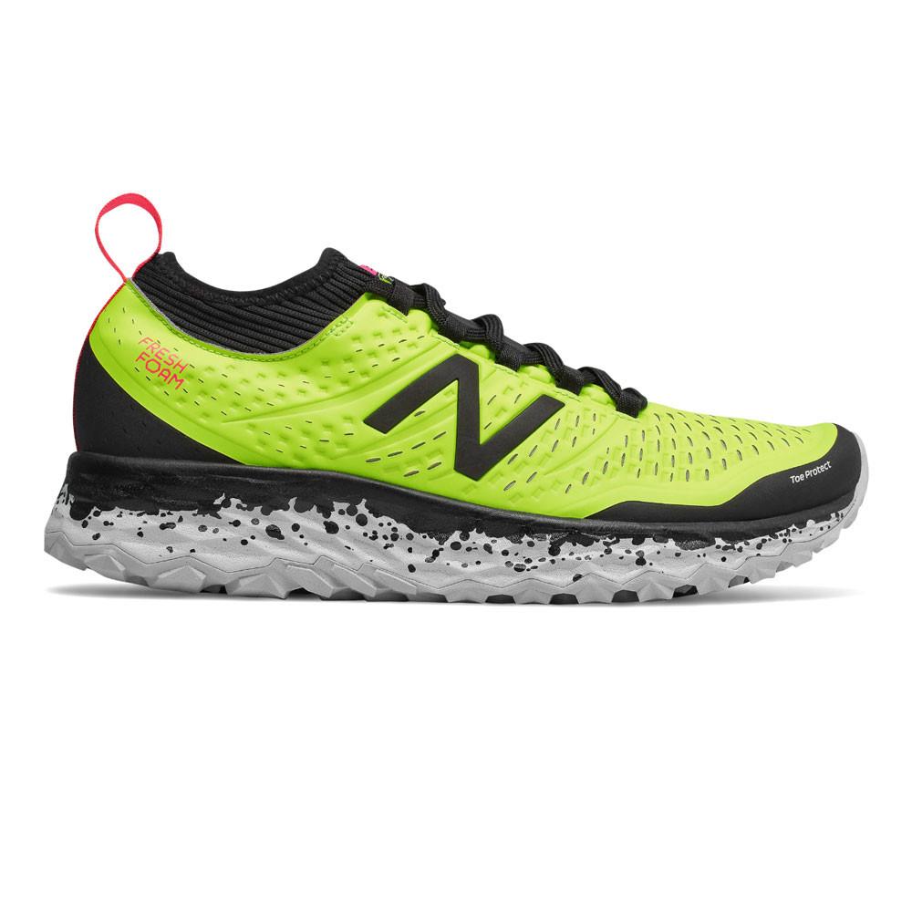 Chaussures trail New Balance fresh foam t 43 Noir