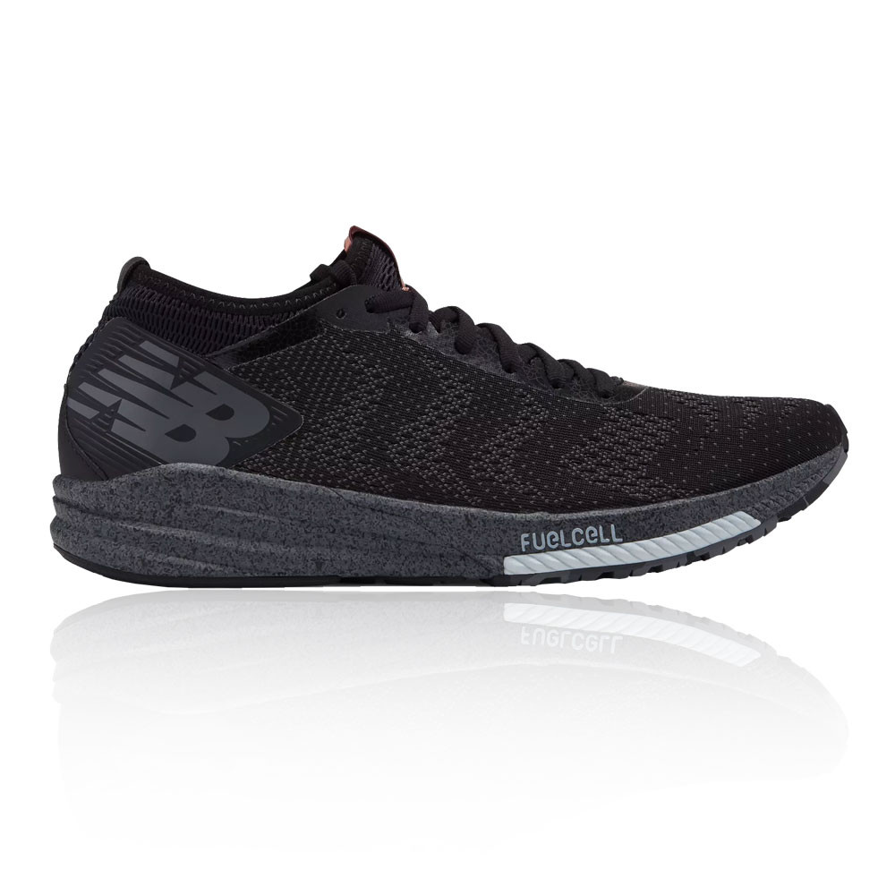 New Balance Mens FuelCell Impulse NYC Marathon Running Shoe Black Orange  Sports 4e4a3077a30