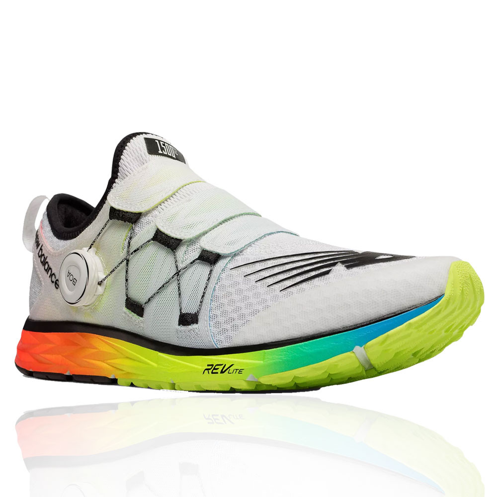 Details about New Balance Mens 1500T2 Running Shoe Orange White Yellow Sports Breathable