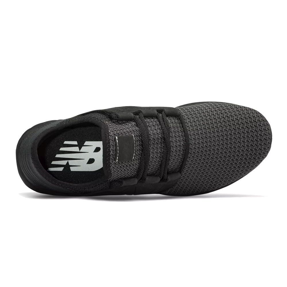 check out 9294e e3a20 New Balance Mens Fresh Foam Cruz v2 Nubuck Running Shoes Trainers Sneakers  Black