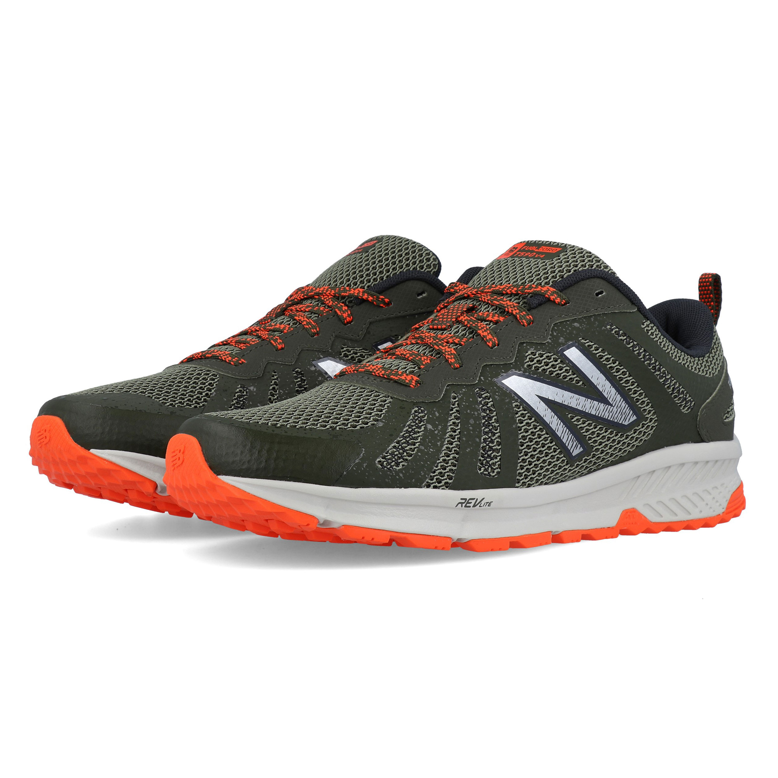 Details about New Balance Mens 590V4 Trail Running Shoes Trainers Sneakers Green Sports