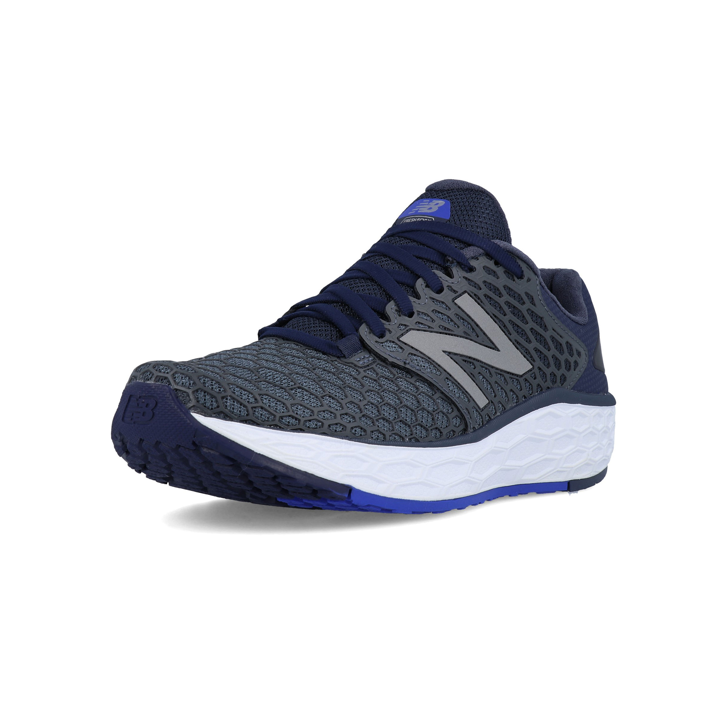 ed9ec0fd801 Details about New Balance Mens Fresh Foam Vongo v3 Running Shoes Trainers  Sneakers Blue Grey