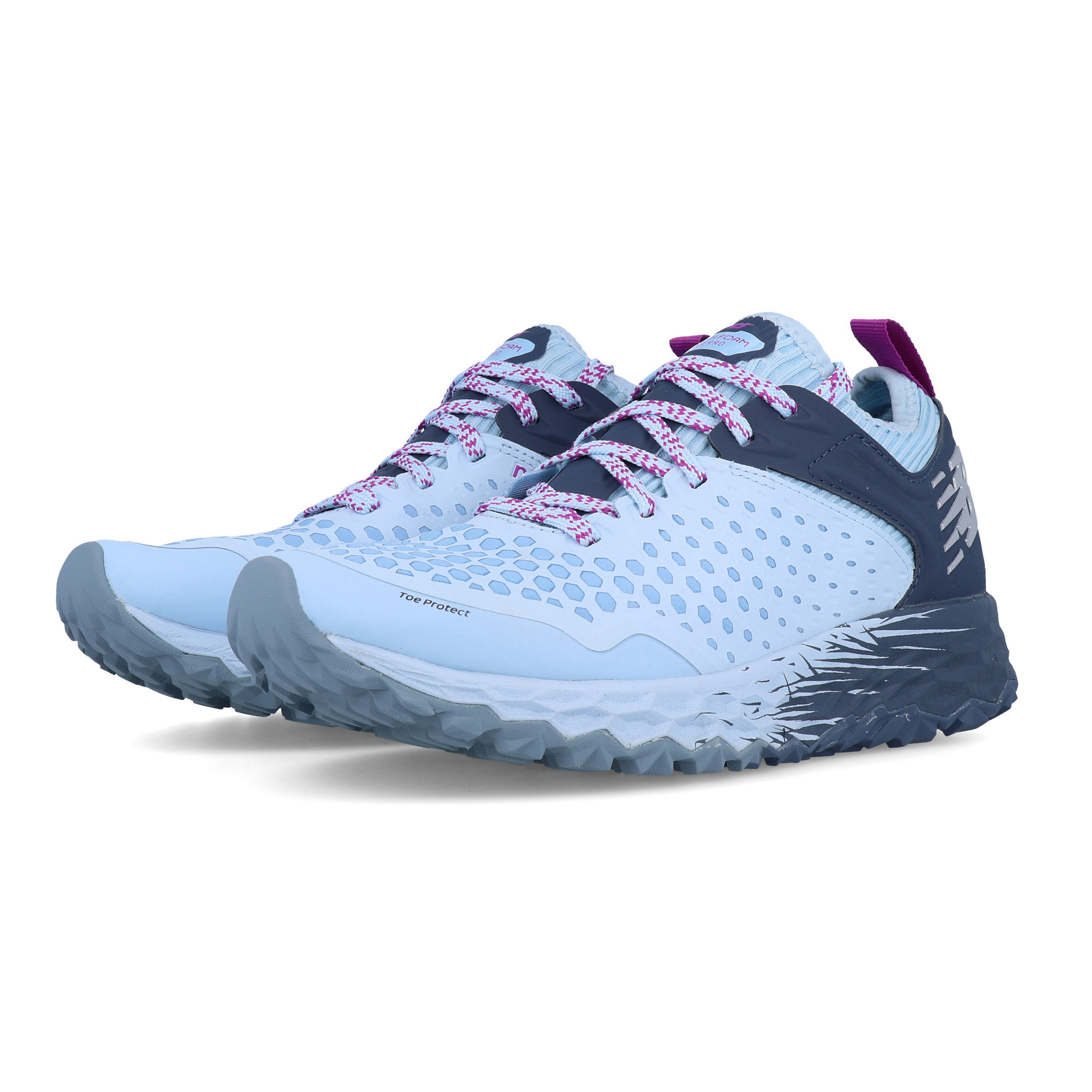 4d9d1d008cb Details about New Balance Womens Fresh Foam Hierro v4 Trail Running Shoes  Trainers