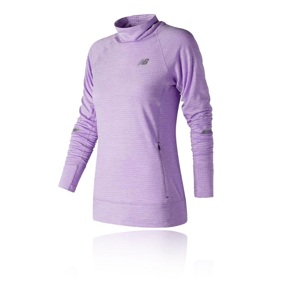new balance femme t shirt avec soutien gorge