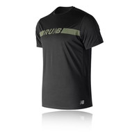 New Balance Accelerate Printed Running T-Shirt