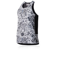New Balance London Ice Printed 2.0 Singlet- SS19