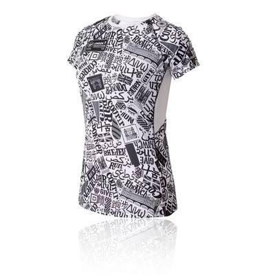 New Balance Printed London Ice 2.0 Women's Running T-Shirt - SS19