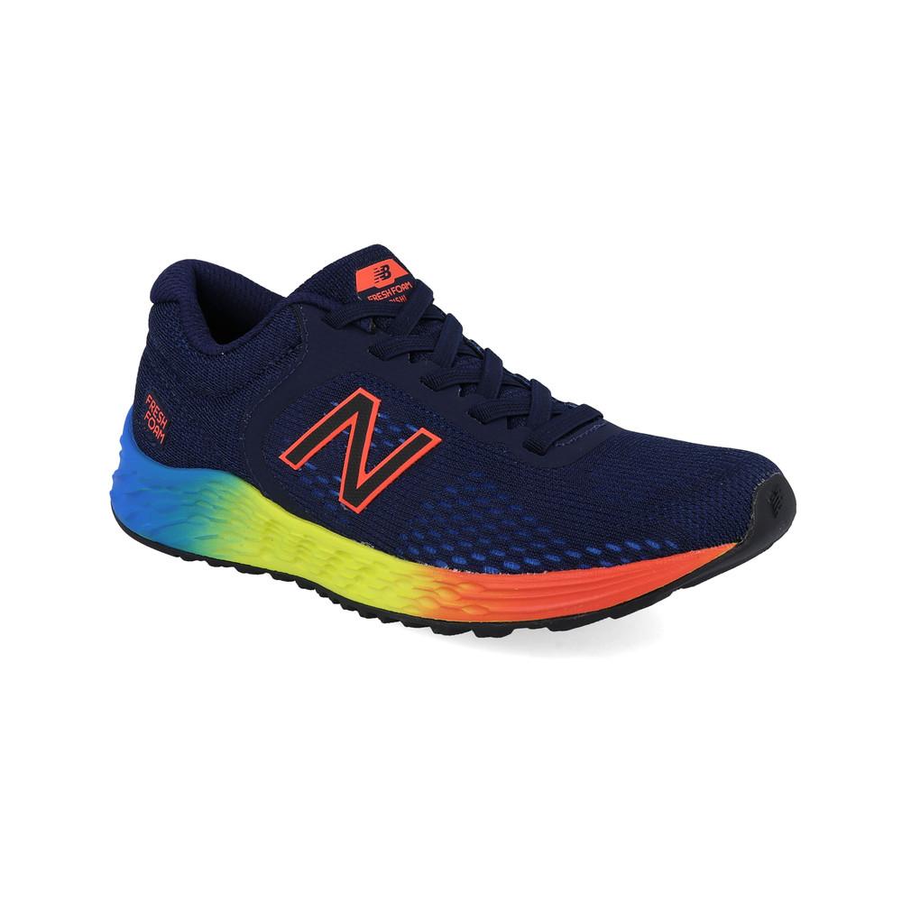 New Balance Bungee Lace Fresh Foam Arishi v2 Junior Running Shoes AW19