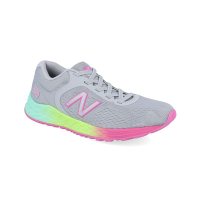 New Balance Bungee Lace Fresh Foam Arishi v2 Junior zapatillas de running  - AW19