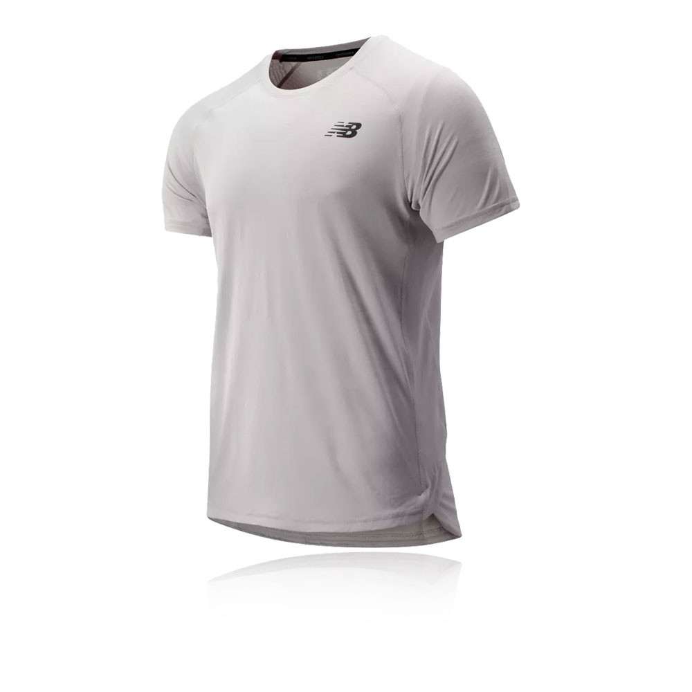 new balance tee shirt running