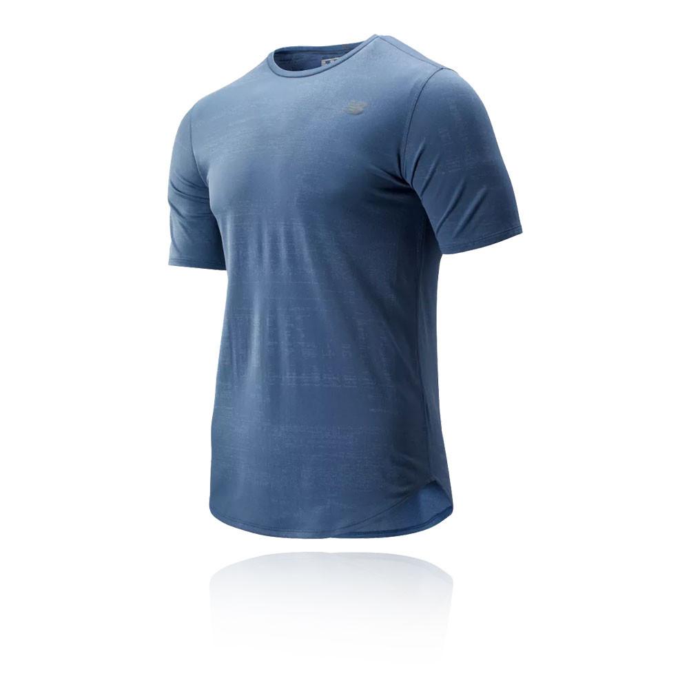 New Balance Q Speed Breathe Running T-Shirt - AW19