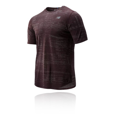 New Balance Q Speed Breathe t-shirt de running - AW19