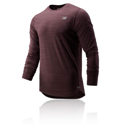 New Balance Seasonless camiseta de running - AW19