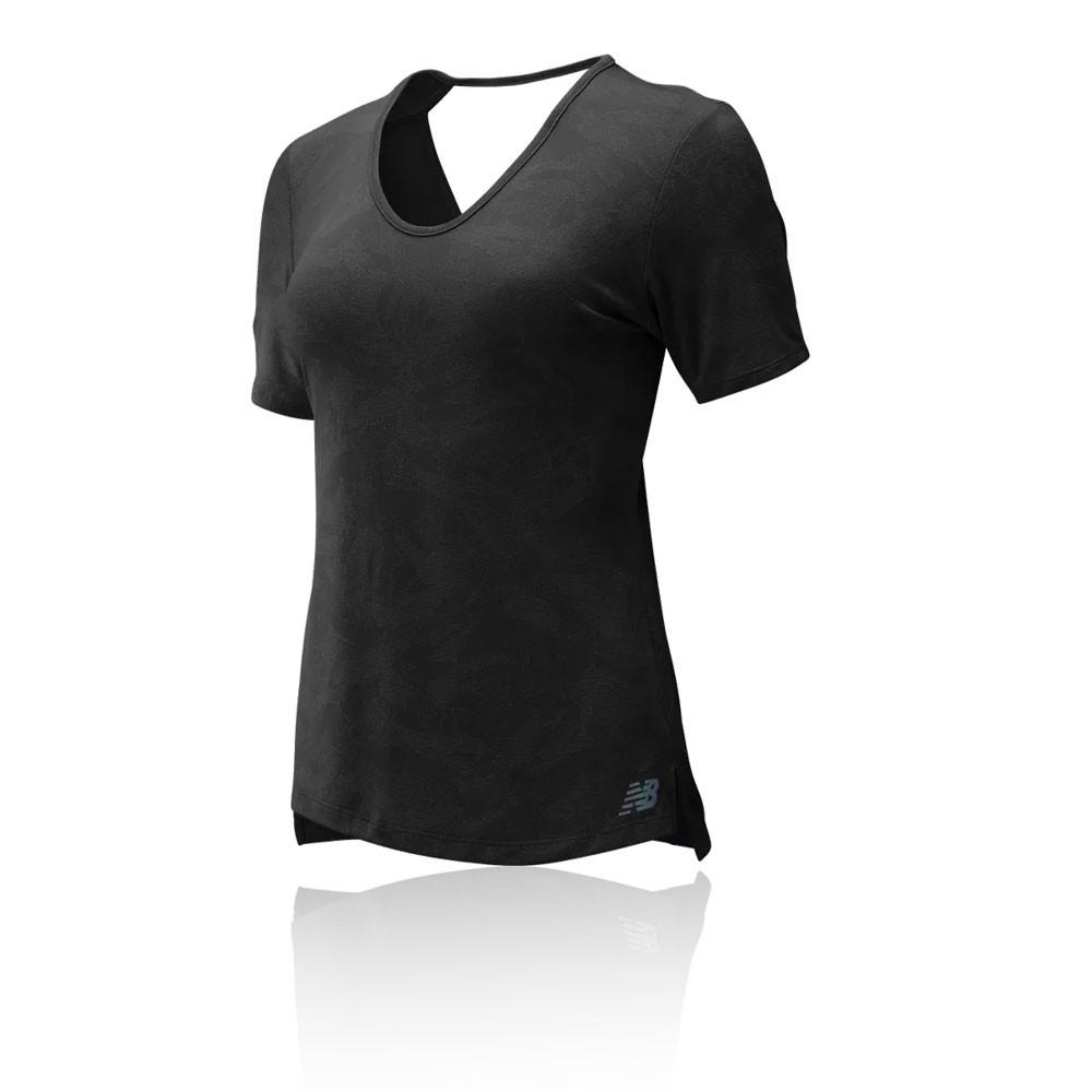 New Balance Q Speed Breathe Women's Running T-Shirt - AW19