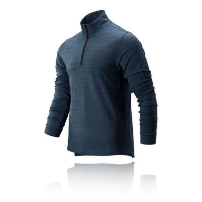 New Balance Anticipate 2.0 Quarter cremallera camiseta de running - AW19