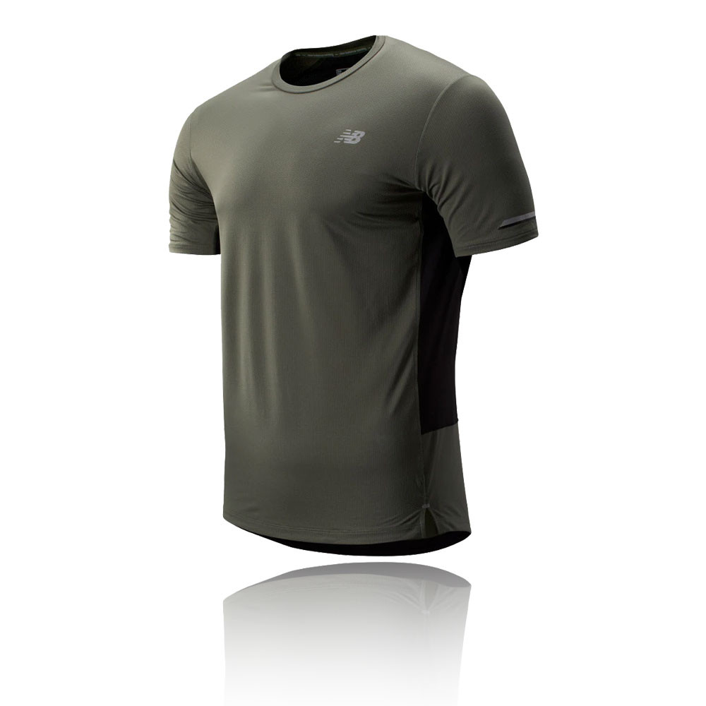 New Balance NB Ice 2.0 Lauf-T-Shirt - AW19