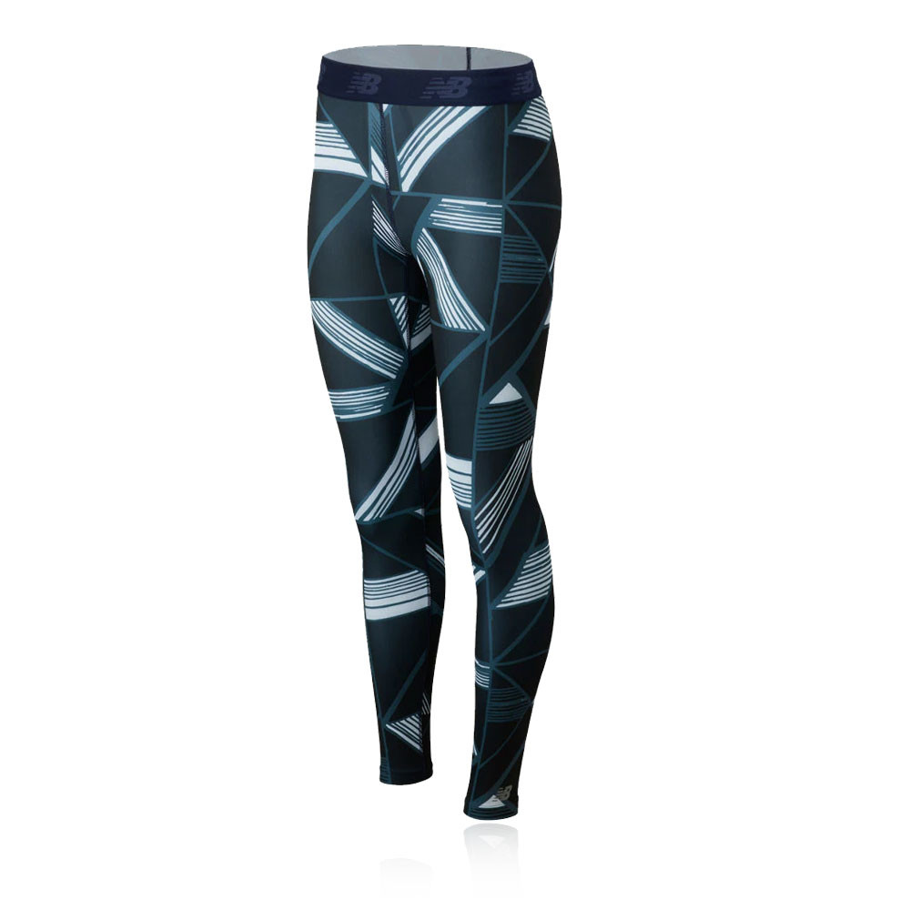 New Balance Printed Accelerate Women's Running Tights - AW19