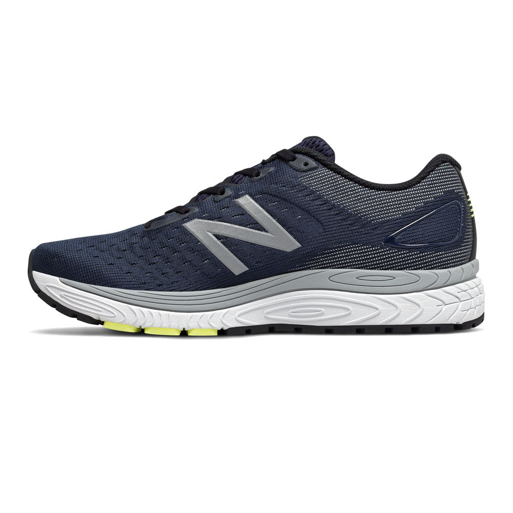 New Balance Mens Solvi v2 Running Shoes Trainers Sneakers Navy Blue Sports