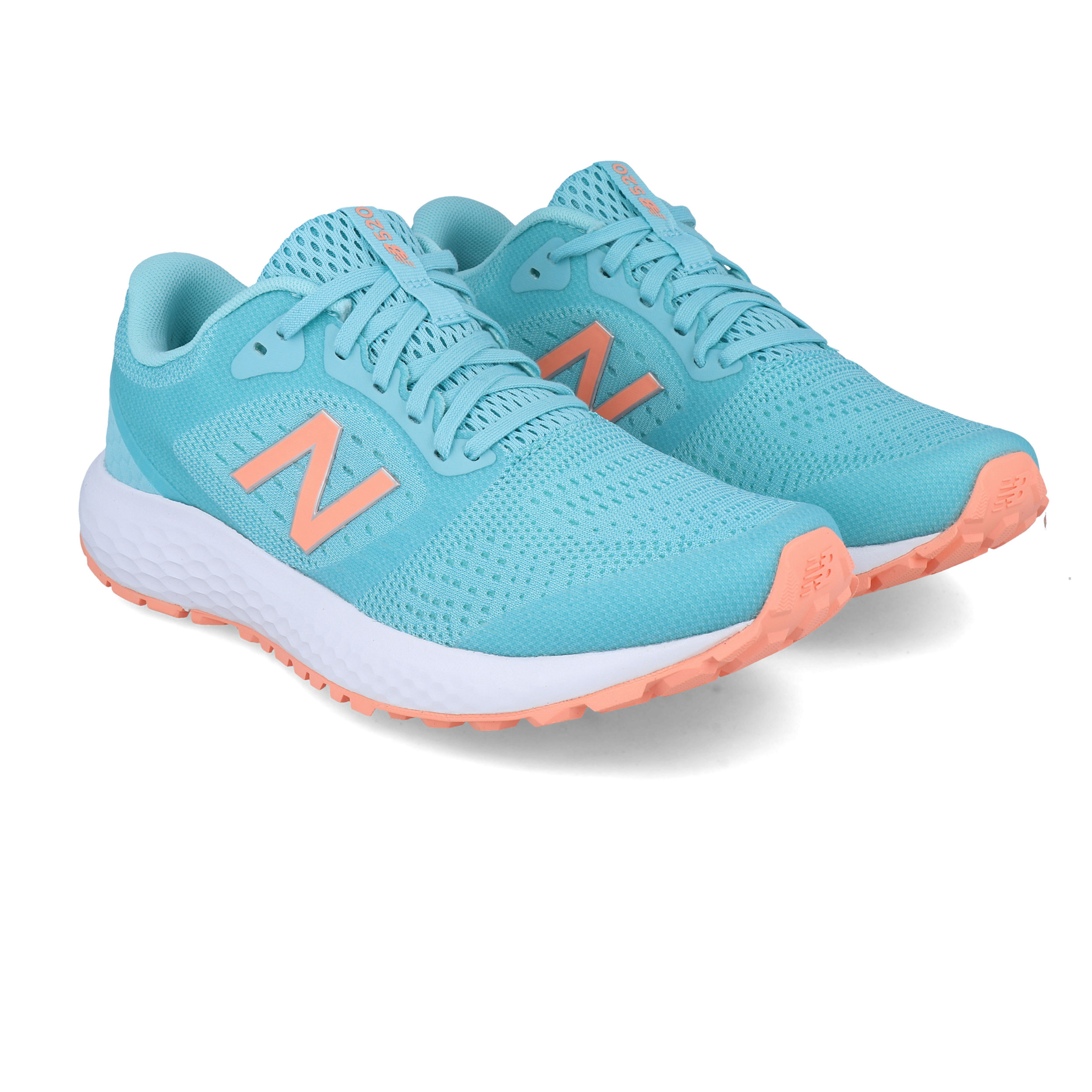 Details about New Balance Womens 520v6 Running Shoes Trainers Sneakers - Blue Sports