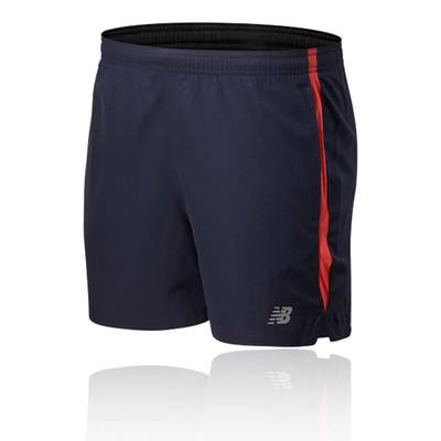 New Balance Accelerate 5 pulgada Split pantalones cortos - SS20